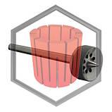 Кристаллизатор (фильера) OPTICOM для трубы, фото 2