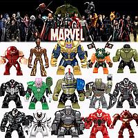 Большие фигурки 7-9 см конструктор 7 аналог Лего, фото 1