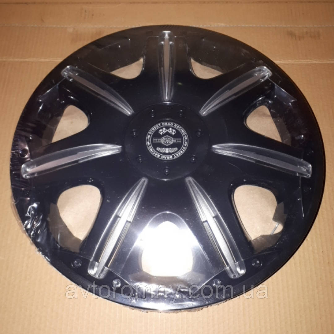 Колпаки на колеса Star Опус Super Black R13