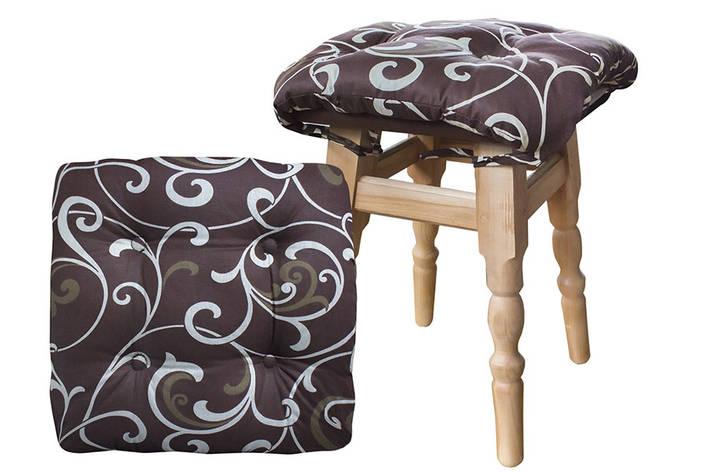 Подушка на стул DOTINEM Оптима 40х40х3 см (212049), фото 2