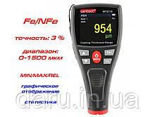 Толщиномер лакокрасочных покрытий WINTACT WT2110 (от 0 мкм до 1800 мкм) Fe/NFe
