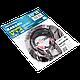 Кабель LogicPower (LP2771) HDMI-HDMI, v1.4, 20м, черный с красным, фото 2