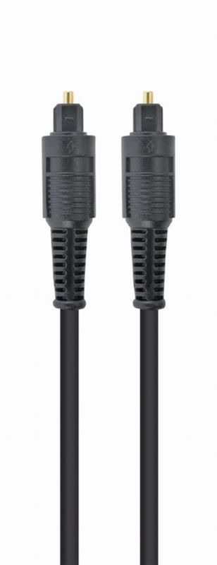 Аудио-кабель оптический Cablexpert (CC-OPT-7.5M) Toslink, 7.5м, Black