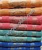 Махровое лицевое полотенце Золотая веточка