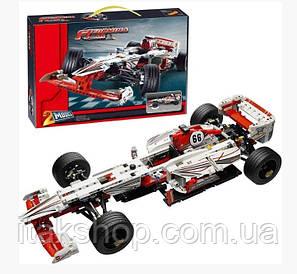 Конструктор Гоночный автомобиль Formula-1 3366 JiSi bricks Technic - 1141 деталей