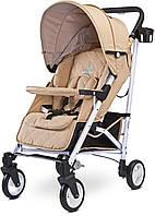 Детская прогулочная коляска Caretero Sonata 2017 Beige