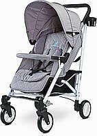 Детская прогулочная коляска Caretero Sonata 2017 Grey