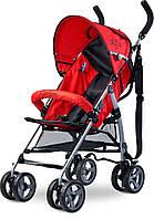 Детская коляска-трость Caretero Alfa Red, фото 1