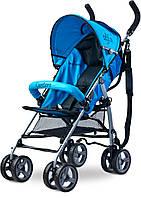 Детская коляска-трость Caretero Alfa Blue, фото 1