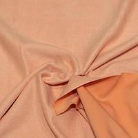 Замша на дайвинге персиковая