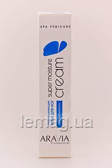 ARAVIA Professional Super Moisture Крем для ног от натоптышей с мочевиной, 100 мл