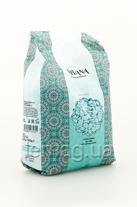 Italwax АromaticSPA Nirvana Sandal Воск пленочный в гранулах,1000 г - Нирвана Сандал