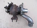 Турбина для Renault Espace 3 2.2DCi, 8200178919, GT1549F, фото 2