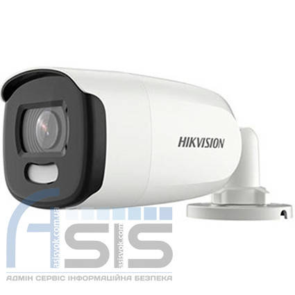 5 Мп ColorVu Turbo HD відеокамера Hikvision DS-2CE12HFT-F (3.6 ММ), фото 2