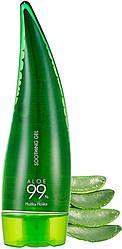 Многофункциональный алое гель HOLIKA HOLIKA ALOE 99% SOOTHING GEL, 55 ml