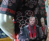 Футболки с фото, печать фотографий на футболках на заказ