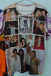 Футболки с фото, печать фотографий на футболках на заказ, фото 2