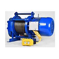 Лебедка строительная KCD 380v, 500-1000 кг, Electrik Winch, фото 1