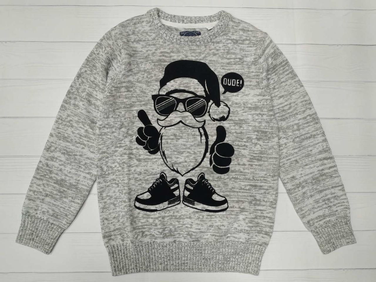 Стильный свитер для мальчика C&A Германия Размер 134-140