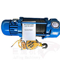 Лебедка электрическая 220v, 300-600 кг,  Electrik Winch, фото 1