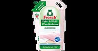 Порошок жидкий Frosch Fein and Woll для шерсти 30 стир. 1,8л.