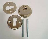 Броненакладка Siba никель, фото 1