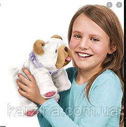Интерактивный щенок Вринкл Люблю целоваться Оригинал Little Live Pets My Kissing Puppy Wrinkles
