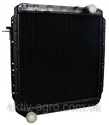 Радиатор водяного охлаждения КАМАЗ 5320 3-х рядный пр-во ШААЗ