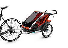 Детская коляска-прицеп Thule Chariot Cross 2, фото 3