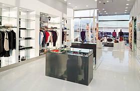 Торговое оборудование для магазина одежды 1