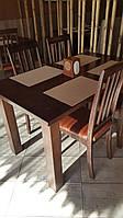Стол для  ресторана  Б/у. Дубовый. Массив. Прекрасное качество