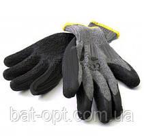Перчатки пена/нейлон RECODRAG серые