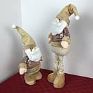 Дед мороз под елку — Игрушка Санта Клаус (50-70см.), фото 2