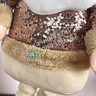 Дед мороз под елку — Игрушка Санта Клаус (50-70см.), фото 9