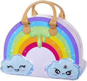 Сумка Радуга Пупси Слайм Моя радужная коллекция Poopsie Rainbow Slime Kit (559900)