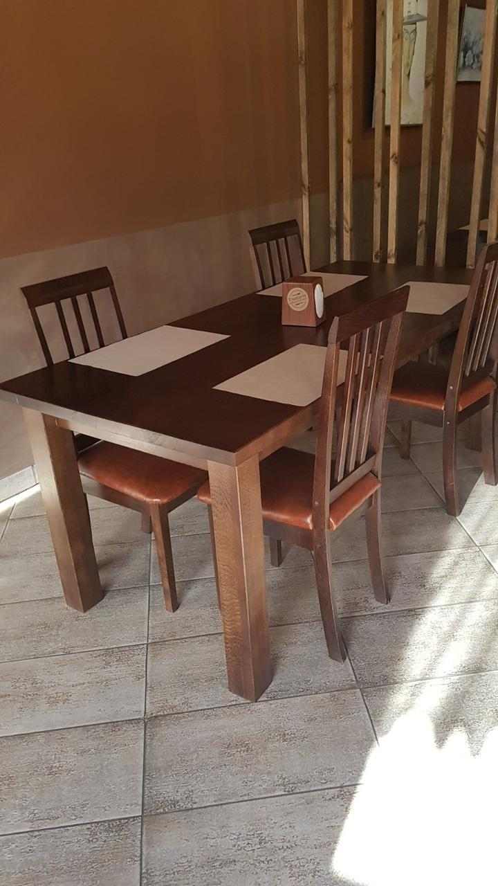 Стіл для ресторану Б/у. Дубовий. Масив. Прекрасна якість