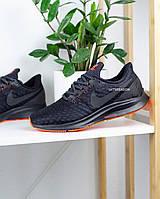Кросівки Nike Air Zoom Pegasus 35 Black/Orange