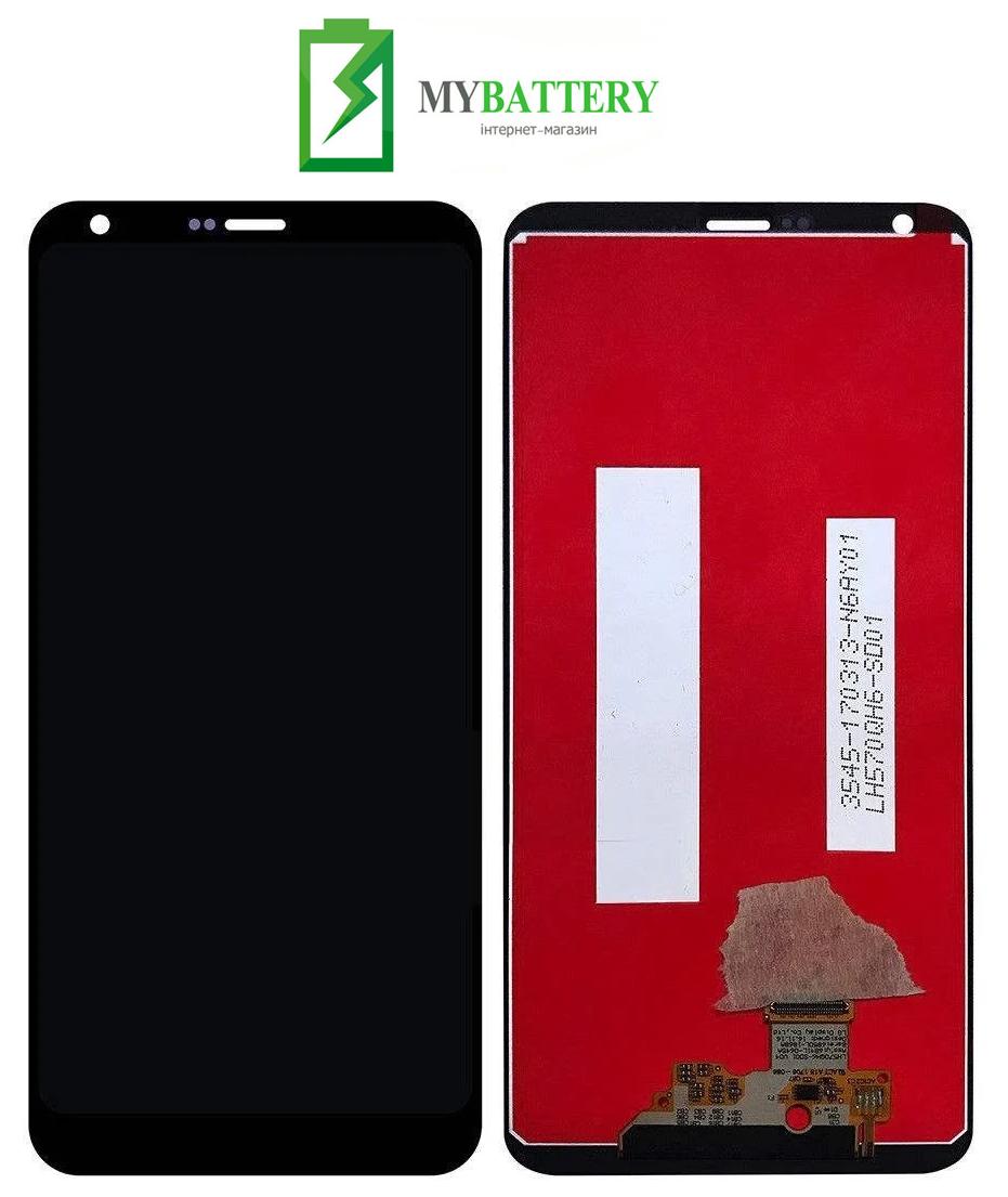Дисплей (LCD) LG H870 G6/ H871/ H87/ H873/ LS993/ US997/ VS998 с сенсором черный