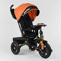 Велосипед BEST TRIKE 9500-9441 оранжевый, фото 1