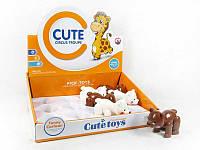 Заводной медведь трещетка - заводные игрушки для малышей от 3 лет