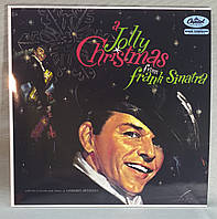 CD диск Frank Sinatra - A Jolly Christmas From Frank Sinatra