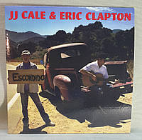 CD диск Eric Clapton - The Road to Escondido