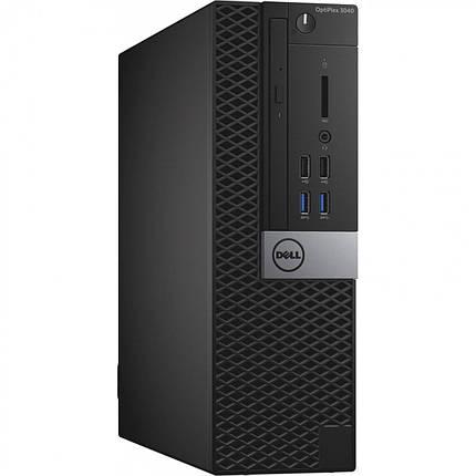 Системный блок Dell Optiplex 5050 SFF-Intel Core-i3-7100-3.9GHz-4Gb-DDR4-HDD-500Gb- Б/У, фото 2