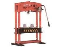 Пресс гидравлический MEGA KSC 15A, напольный, с ручным приводом