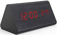 Настольные часы дерево VST-861
