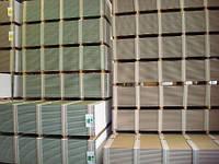 Гипсокартон стеновой Кнауф (Knauf) 3000х1200х12.5мм.