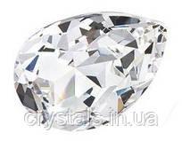 Капли Preciosa (Чехия) 10x7 мм, Crystal