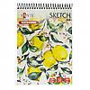Альбом для акварелі А5 12арк Floristics Paper Watercolour Collection 200г/м2 Santi (5)