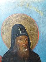 Икона св. Даниил с предстоящими 19 век, фото 2