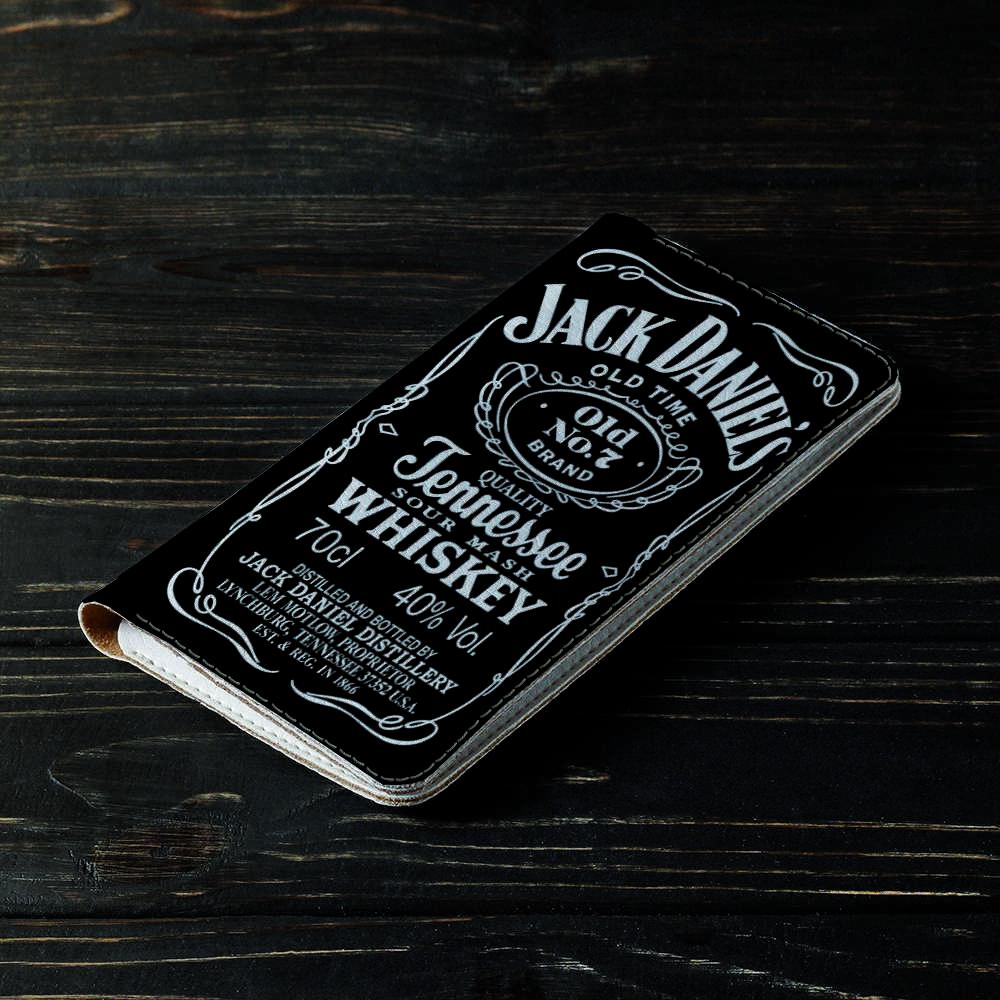 Портмоне 2.0 Fisher Gifts 661 Jack Daniels (еко-шкіра)